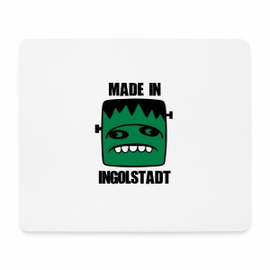 Fonster made in Ingolstadt - Mousepad (Querformat)