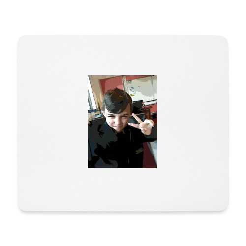 Aaron - Mouse Pad (horizontal)
