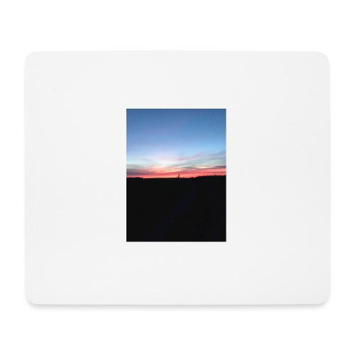 late night cycle - Mouse Pad (horizontal)