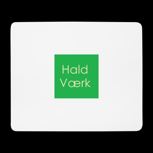 Haldværk - Mousepad (bredformat)