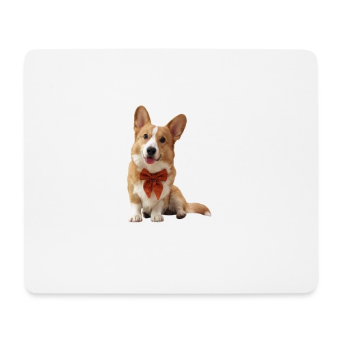 Bowtie Topi - Mouse Pad (horizontal)
