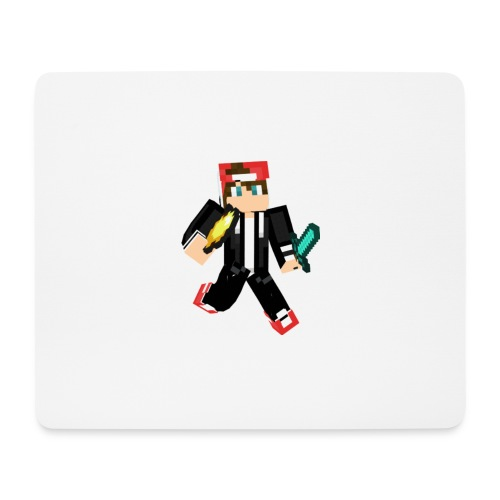 animated skin - Mousepad (Querformat)