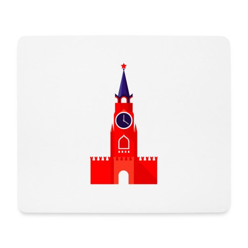 Kremlin by Julia Dudnik - Mouse Pad (horizontal)