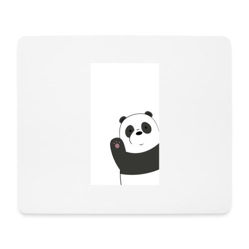 We bare bears panda design - Muismatje (landscape)