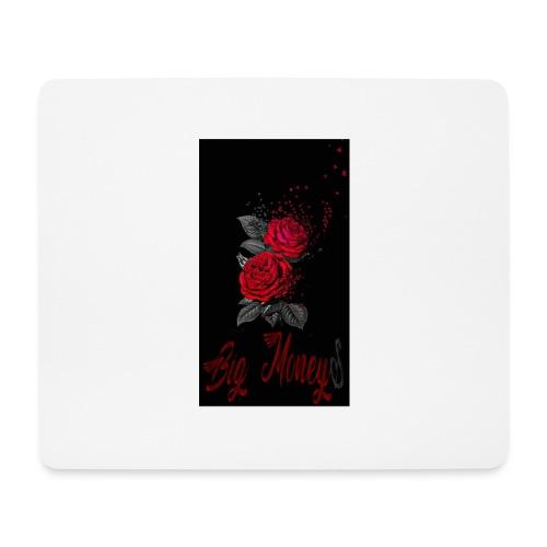 rose - BIG MONEY$ - Alfombrilla de ratón (horizontal)