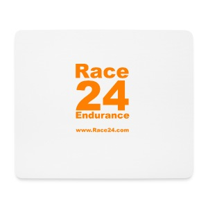 Race24 Large Logo - Mouse Pad (horizontal)
