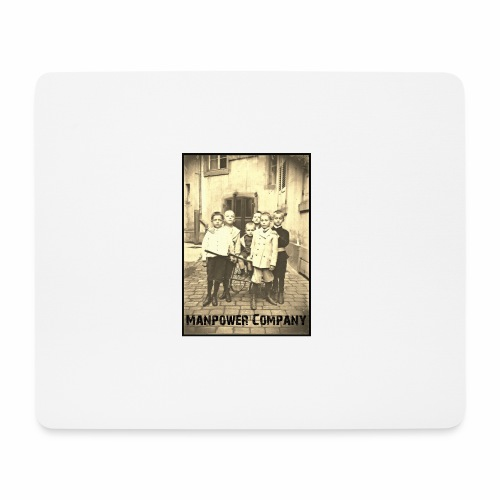 Manpower Company - Mousepad (Querformat)