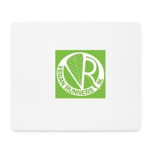 VeganRunners Logga jpg - Musmatta (liggande format)