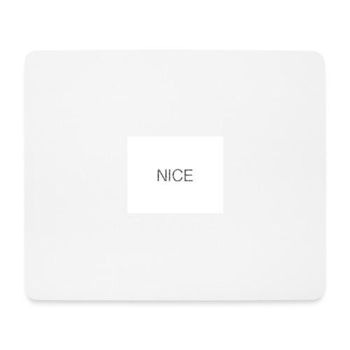nice - Mousepad (Querformat)