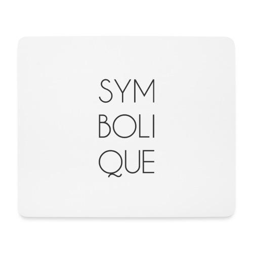 Symbolique - Tapis de souris (format paysage)