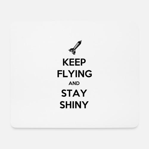 Keep Flying and Stay Shiny - Muismatje (landscape)