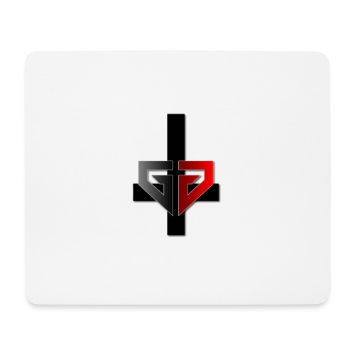 GGDuane Logo - Mouse Pad (horizontal)