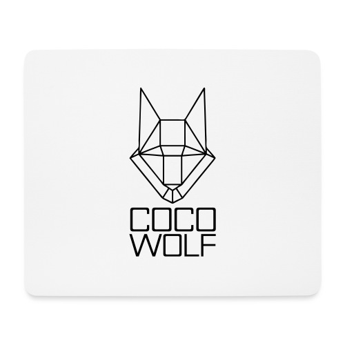 COCO WOLF - Mousepad (Querformat)