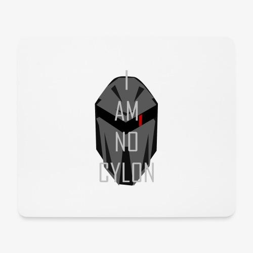 I am not a Cylon - Musematte (liggende format)