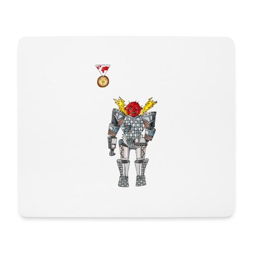 Trashcan - Mousepad (Querformat)