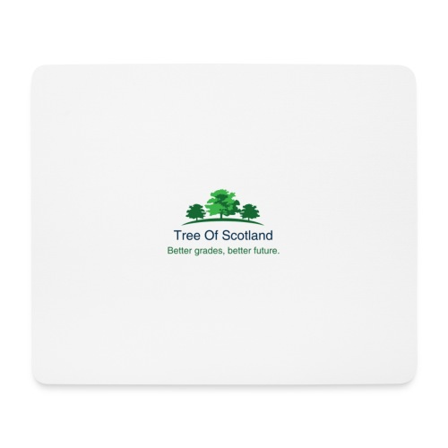 TOS logo shirt - Mouse Pad (horizontal)