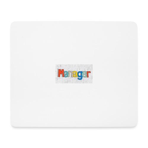 manager - Mousepad (bredformat)