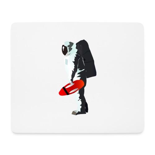 Space Lifeguard - Mouse Pad (horizontal)