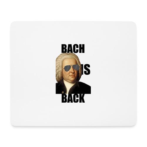 Bach is back - Tapis de souris (format paysage)