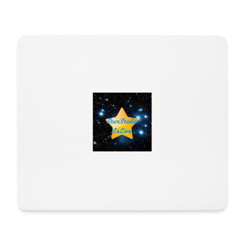 Logo Janvier-Juin 2017 de StarStudio LeLive ! - Tapis de souris (format paysage)
