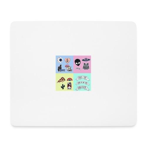 patche - Tapis de souris (format paysage)
