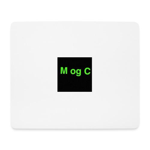 mogc - Mousepad (bredformat)