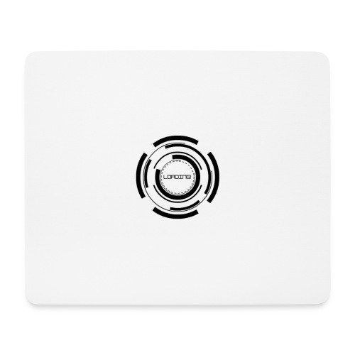 Loading Series - Mousepad (Querformat)