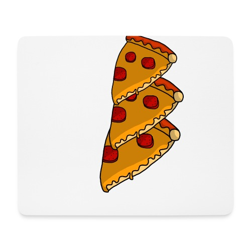pizza - Mousepad (bredformat)