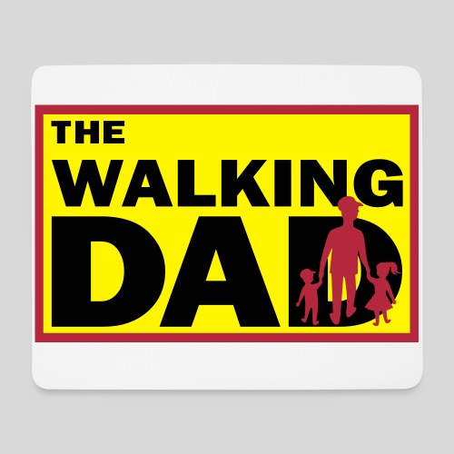 The Walking Dad 2 - Mousepad (Querformat)