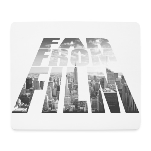 Far from Film NYC - Mouse Pad (horizontal)