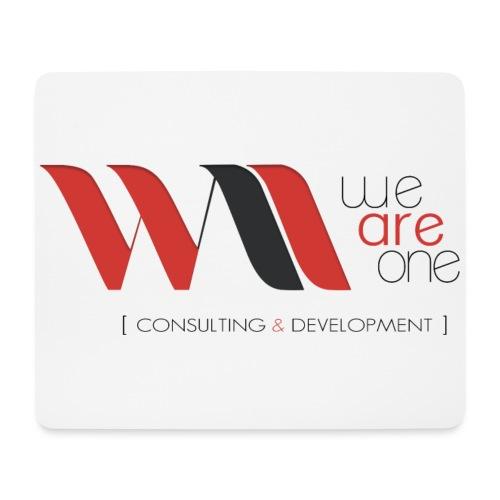 Logo WAO Complet - Tapis de souris (format paysage)