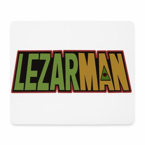 Lezarman Logo - Tapis de souris (format paysage)