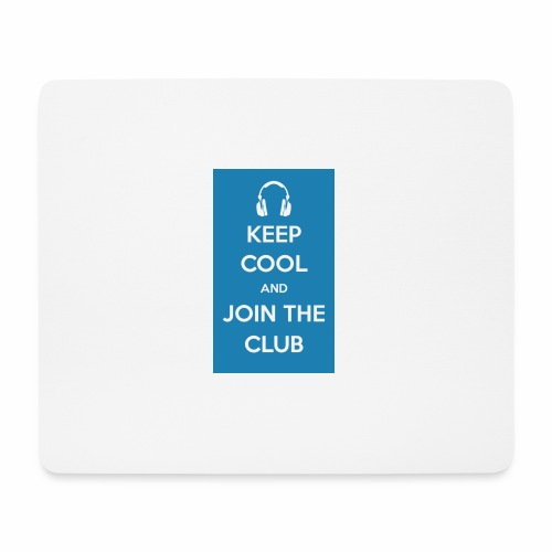 Join the club - Mouse Pad (horizontal)