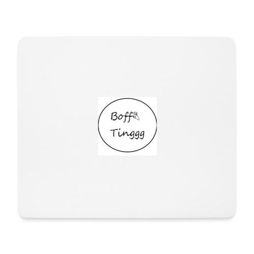 BoffTinggg - Mouse Pad (horizontal)