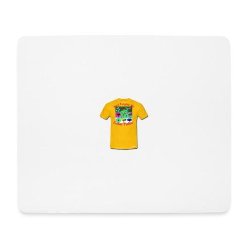 Castle design - Mousepad (bredformat)