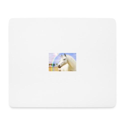 unicorn merch - Mousepad (bredformat)
