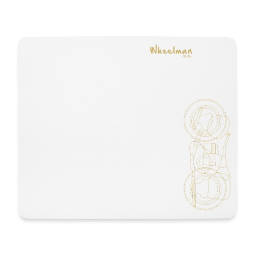wheelman - Tappetino per mouse (orizzontale)