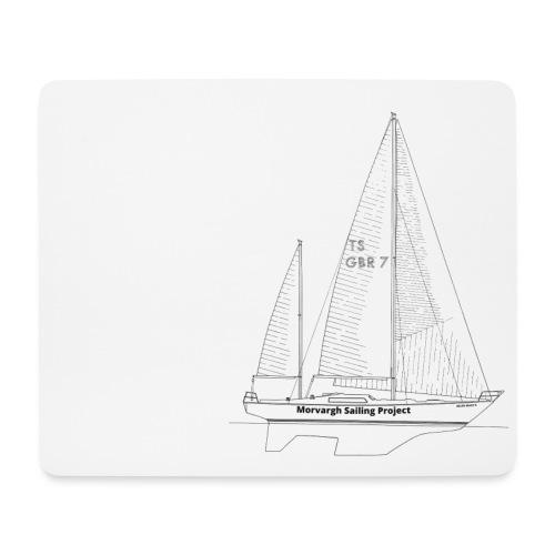 HMR2 - Mouse Pad (horizontal)