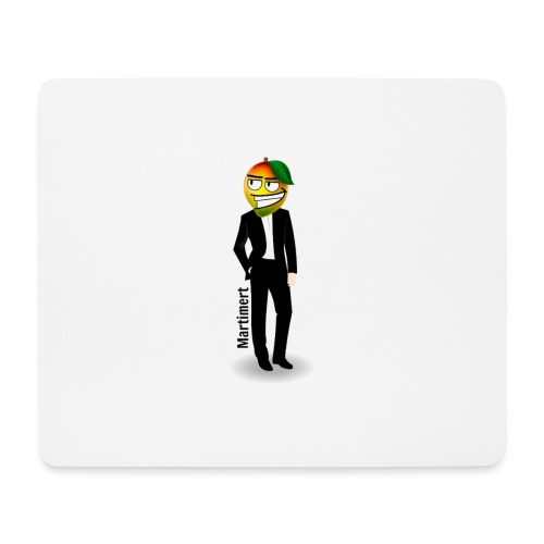 Martimert's Mango Design 4 - Mouse Pad (horizontal)