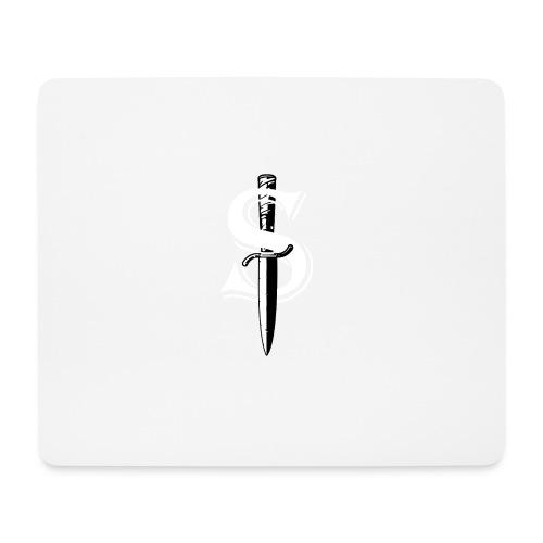 White Dagger S - Tappetino per mouse (orizzontale)