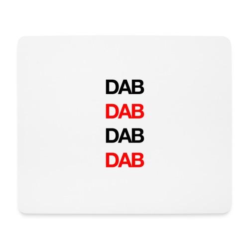 Dab - Mouse Pad (horizontal)