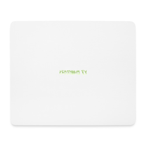 deathnumtv - Mouse Pad (horizontal)