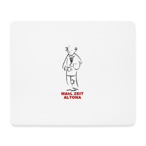 Logo Billy Roth - Mousepad (Querformat)