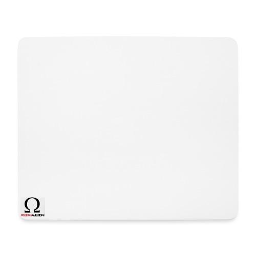 OMEGAGAMING Logo - Mouse Pad (horizontal)