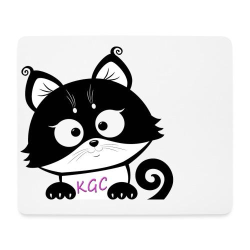 LOGO BIG NoBG - Mouse Pad (horizontal)