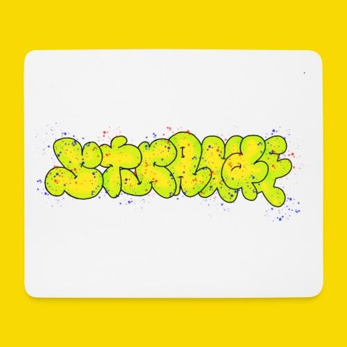 Strange Graffiti - Podkładka pod myszkę (orientacja pozioma)