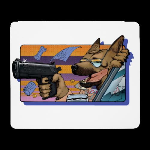 Gun Dog - bez napisu - Podkładka pod myszkę (orientacja pozioma)