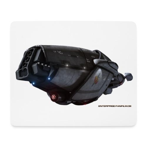 Zerstörer - Mousepad (Querformat)