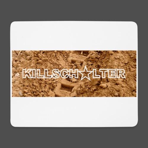 KILLSCHALTER Track - Podkładka pod myszkę (orientacja pozioma)