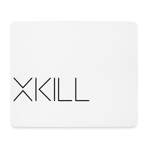 XK_Text_Black - Mousepad (Querformat)